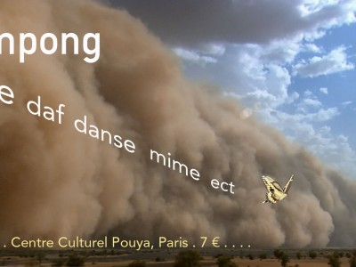Champong at Centre Culturel Pouya